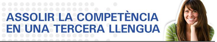 Assolir la competència en una tercera llengua