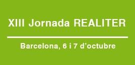 XIII Jornada REALITER
