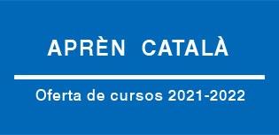 Cursos de català. Oferta 2021-2022