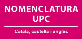 Nomenclatura UPC