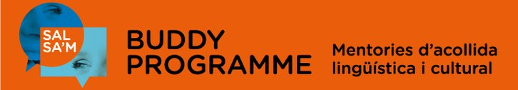 Programa de mentors - Buddy programme home