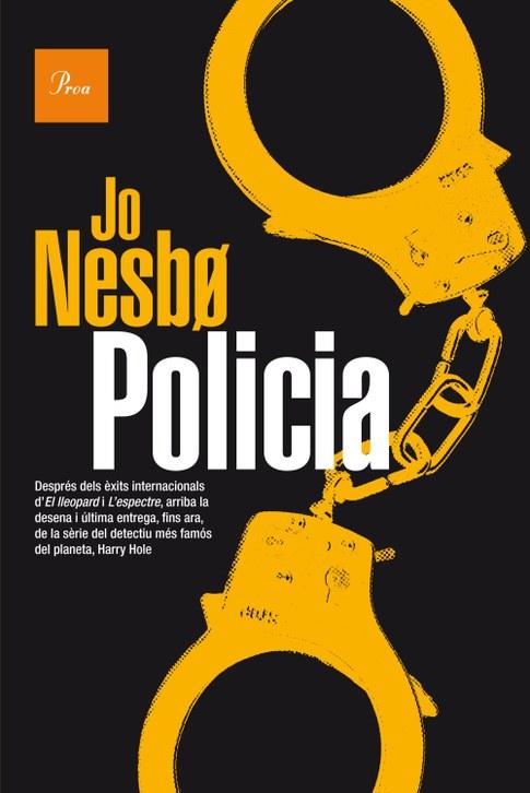 Policia, Jo Nesbo