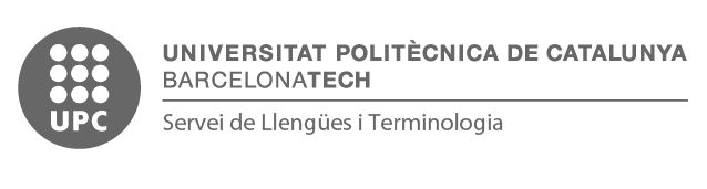 Logo SLT-UPC gris