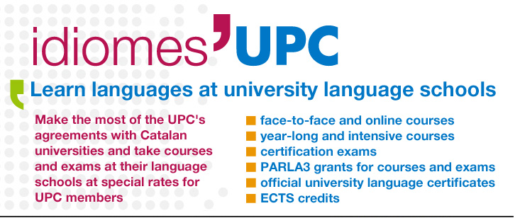 Learn languages at university language schools