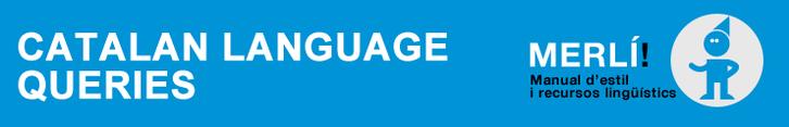 Catalan language queries