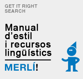Get it right! Search MERLÍ!