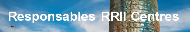 Responsables RRII centres, (obriu en una finestra nova)