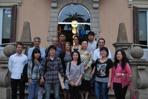 Visites institucionals a la UPC - octubre