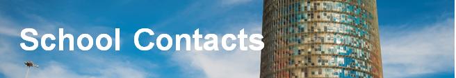 International Relations Directors, (open link in a new window)